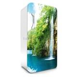 Samolepiace tapety na chladničku vodopády rozmer 120 cm x 65 cm