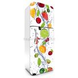 Samolepiace tapety na chladničku ovocie rozmer 180 cm x 65 cm