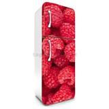 Samolepiace tapety na chladničku maliny rozmer 180 cm x 65 cm