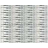 Vliesové tapety na stenu Harmony in Motion by Mac Stopa 3D abstrakt svetlo sivý