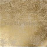 Vliesové tapety na stenu La Veneziana zlatá s metalickým efektom