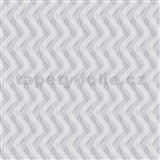 Vliesové tapety na stenu Mixing vlnovky štruktúrované sivé
