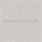 Vliesové tapety na stenu Mixing štruktúrované prúžky hnedé s trblietkami