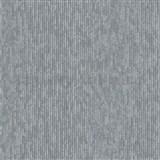 Vliesové tapety na stenu IMPOL Modernista úzke prúžky sivomodré s metalickou patinou