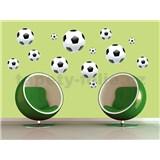Samolepky na stenu Soccer Ball 50 cm x 70 cm
