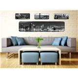 Samolepky na stenu City Skylines 65 cm x 165 cm