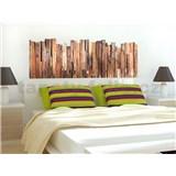Samolepky na stenu Wood 65 cm x 165 cm