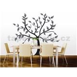 Samolepky na stenu Abstract Tree 65 cm x 165 cm