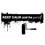 Samolepky na stenu Keep Calm