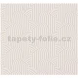 Vliesové tapety NENA vzor svetlo hnedý