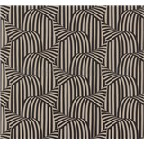 Vliesové tapety NENA vzor hnedo-čierný