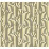 Vliesové tapety NENA vzor žltý