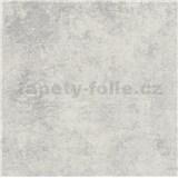 Vliesové tapety IMPOL New Wall metalická omietkovina sivá