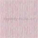 Vliesové tapety na stenu Nizza prúžky fialovo-ružové