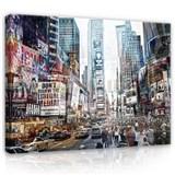 Obraz na stenu New York 100 x 140 cm