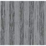 Vliesové tapety na stenu Opal žíhané pruhy sivé s jemným ligotom