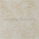 Vliesové tapety na stenu Opulence moderný vzor béžový