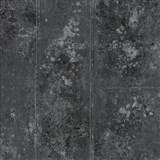 Tapety Origin - betón kovový vzhľad tmavo šedo-strieborný