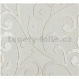 Vliesové tapety na stenu Ornamental Home - ornament svetlo hnedý