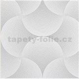 3D panel XPS ORNAMENTS sivý rozmer 50 x 50 cm