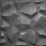 3D panel XPS Mars betón sivý rozmer 50 x 50 cm