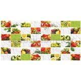 Obkladové 3D PVC panely rozmer 960 x 480 mm ovocie a zelenina