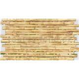 Obkladové 3D PVC panely rozmer 947 x 503 mm, hrúbka 0,4mm, bambus