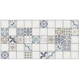 Obkladové 3D PVC panely rozmer 955 x 476 mm mozaika Marocco