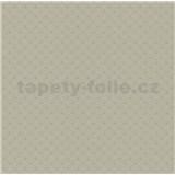 Vliesové tapety na stenu Collection 2 kružnice svetlo hnedé na hnedom podklade