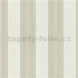 Vliesové tapety na stenu Spotlight - pruhy krémové