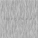 Vliesové tapety na stenu Spotlight - štruktúrovaná sivá