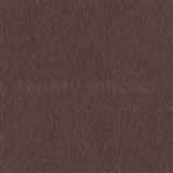 Vliesové tapety na stenu Spotlight jemné štruktúrované prúžky tmavo hnedé