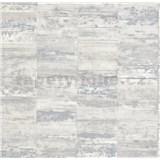 Vliesové tapety na stenu Spotlight 2 designová stena sivá - POSLEDNÝ KUS