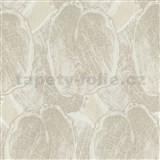 Vliesové tapety na stenu Studio Line - Ligneous - svetlo hnedé