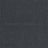 Vliesové tapety na stenu Studio Line - Ligneous štruktúrovaná modro-čierna
