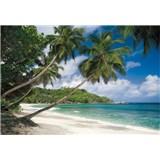 Vliesové fototapety Seychely rozmer 368 cm x 254 cm