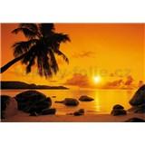 Vliesové fototapety západ slnka rozmer 368cm x 254 cm