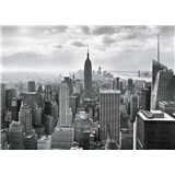 Fototapety New York Black and White