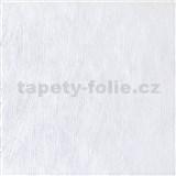 Papierové tapety na stenu Sweet & Cool jednofarebná so štruktúrou biela