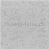 Vliesové tapety - štruktúrovaná omietkovina sivá