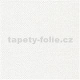 Vliesové tapety na stenu IMPOL Timeless omietkovina biela textilná štruktúra - MEGA ROLL návin 15m
