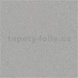 Vliesové tapety na stenu IMPOL Timeless štruktúrovaná sivá s trblietkami