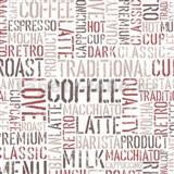 Papierové tapety na stenu Tribute - coffee červené