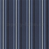 Vliesové tapety na stenu Tribute - pruhy modré čierné, sivé