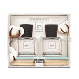 Bytová vôňa IPURO Essentials cotton fields set 2x50ml