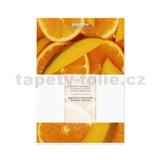 Vonný sáčok vôňa mango-pomaranč, 16x11cm, č.491260