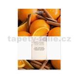 Vonný sáčok vôňa škorica-pomaranč, 16x11cm, č.491322
