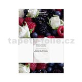 Vonný sáčok vôňa ruža a bobule, 16x11cm, č.491327