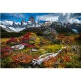 Vliesové fototapety Argentínsky chalten rozmer 368 x 254 cm
