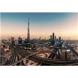 Vliesové fototapety Dubaj rozmer 368 x 254 cm